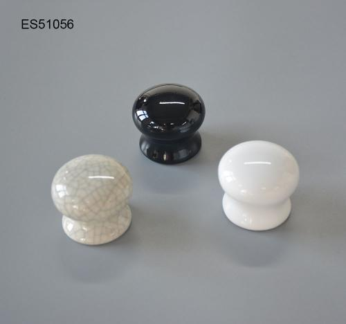 Ceramics  Furniture and Cabinet Knob  ES51056