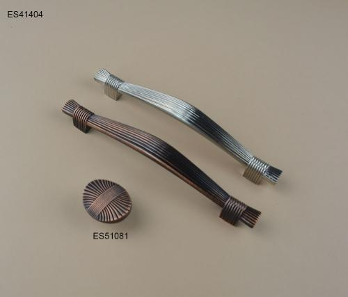 Zamak Furniture and Cabinet handle  ES41404