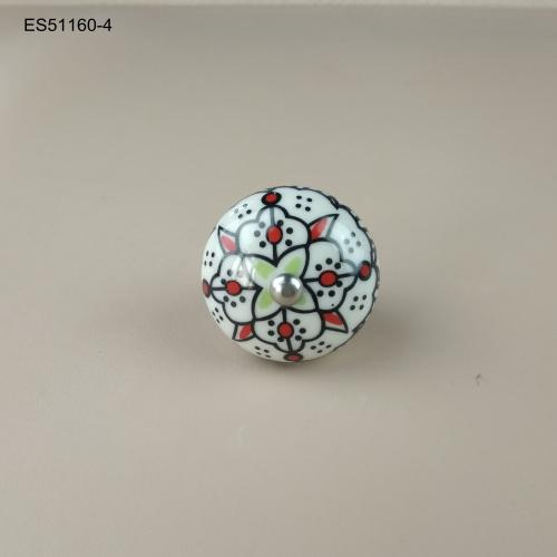 Ceramics/Porcelain Furniture and Cabinet Knob  ES51160-4