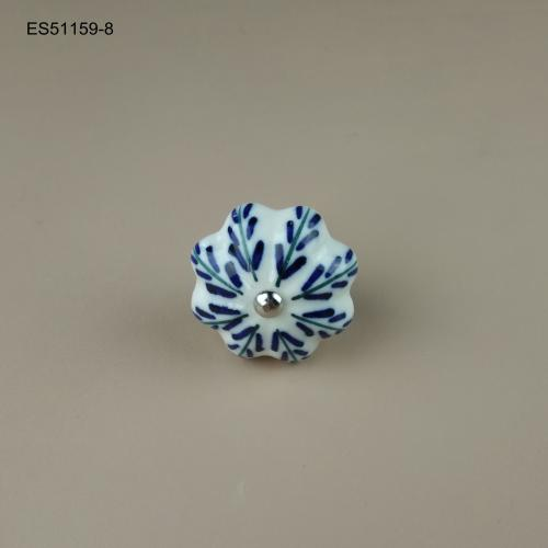 Ceramics/Porcelain Furniture and Cabinet Knob  ES51159-8