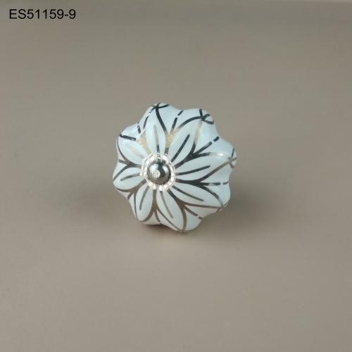 Ceramics/Porcelain Furniture and Cabinet Knob  ES51159-9