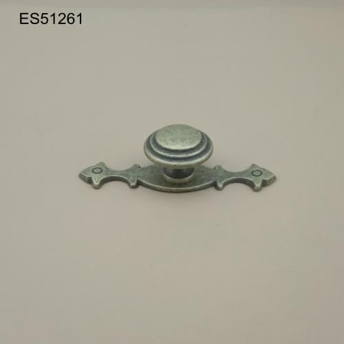 Zamak Furniture and Cabinet Knob  ES51261