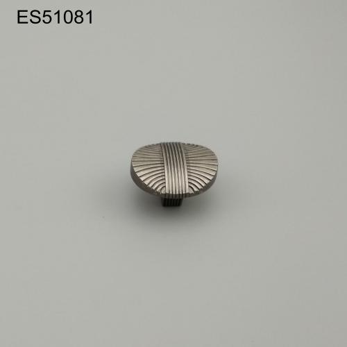 Zamak Furniture and Cabinet Knob  ES51081