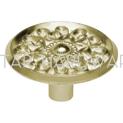 Zamak Furniture and Cabinet Knob  ES51388
